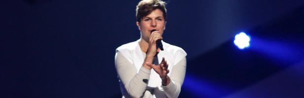 Robin Stjernberg representa a Suecia en Eurovisión 2013