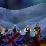 Koza Mostra y Agathon Iakovidis representan a Grecia en Eurovisión 2013