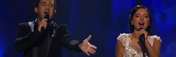 Nodi Tatishvill y Sophie Gelovani representan a Georgia en Eurovisión 2013