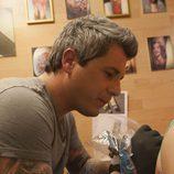 Leo Millares, el tatuador que protagoniza 'Madrid Ink'