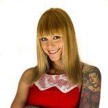 Lolyta, una de las tatuadoras de 'Madrid Ink'