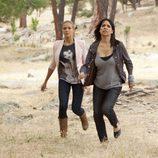 Patricia Montero y Diana Palazón en 'El don de Alba'