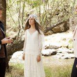 Patricia Montero, Sandra Blázquez y Jorge Suquet en 'El don de Alba'