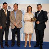 'Informe semanal' recoge un premio por un reportaje sobre la hiperactividad