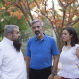 Los personajes de Montalvo, Vicente Ferrer y Anna Ferrer