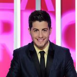 Nando Escribano, presentador de 'Cazamariposas'