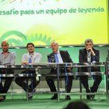 Presentación de la Copa FIFA Confederaciones de Brasil por Mediaset España