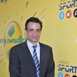 J.J. Santos, Director del Área de Deportes de Mediaset España