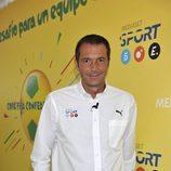 Manu Carreño, narrador de los partidos de España en la Copa FIFA Confederaciones de Brasil