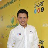 David Ibáñez, narrador de partidos de la Copa FIFA Confederaciones de Brasil