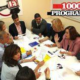 El jurado popular delibera en el programa 1000 de 'De buena ley'