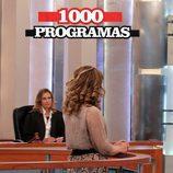 La letrada Isabel Winkels en el programa 1000 de 'De buena ley'