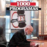 El letrado Don Gustavo Larraz en el programa 1000 de 'De buena ley'