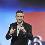 Frank Blanco, presentador de 'Gran Hermano: El debate'