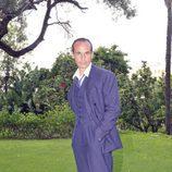 Francesc Garrido es el comisario Vázquez en 'El tiempo entre costuras'