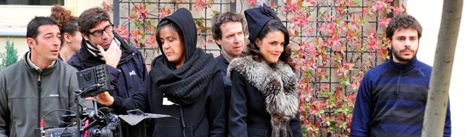 Adriana Ugarte, protagonista de 'El tiempo entre costuras'