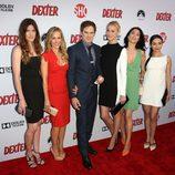 Presentación de la octava y última temporada de 'Dexter' en Los Ángeles