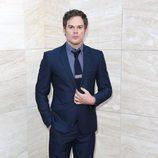 Michael C. Hall, en la presentación de la última temporada de 'Dexter'