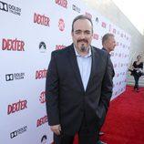 David Zayas, en la presentación de la última temporada de 'Dexter'
