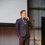 Michael C. Hall, en la presentación de la octava y última temporada de 'Dexter'