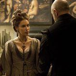 Juan y su esposa en 'Águila Roja'