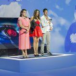 Desirée, Susana e Igor esperan a conocer el nombre del tercer finalista de 'Gran Hermano catorce'