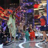 Sonia y Mercedes Milá se enfrentaron durante la final de 'Gran Hermano catorce'