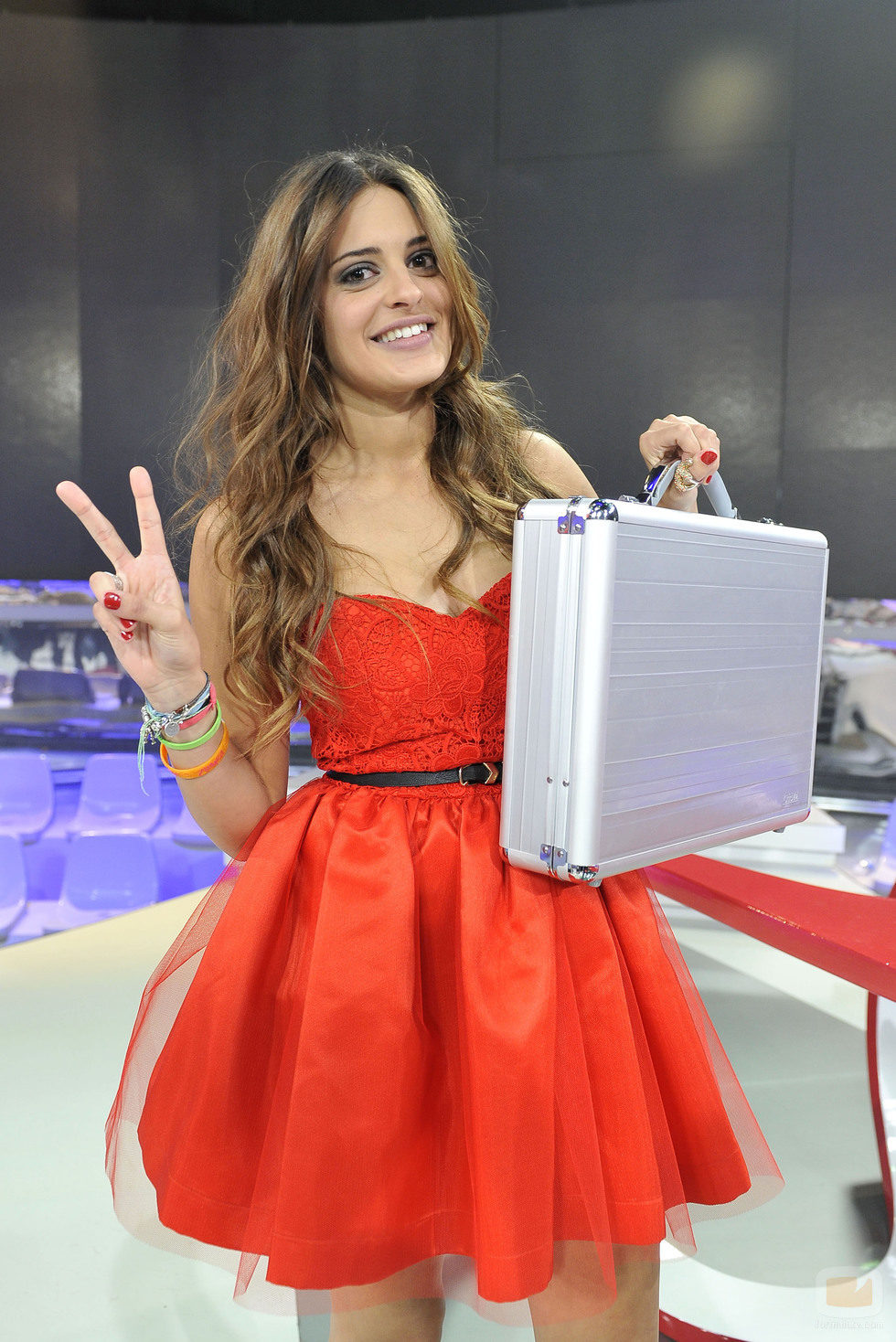 Susana Molina, ganadora de 'Gran Hermano catorce'