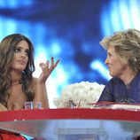 Susana en su entrevista con Mercedes Milá en 'Gran Hermano catorce'