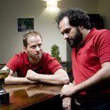 Alfonso Sánchez y Alberto López, protagonistas de 'I+B'