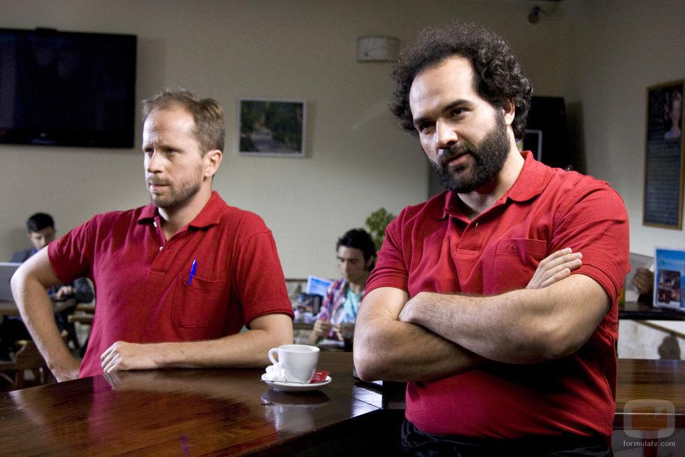 Alfonso Sánchez y Alberto López son Sixto y Manolo en 'I+B'