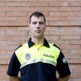 José Manuel Poga es el policía Fuentes en 'I+B'