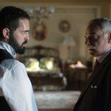 Pedro Alonso y Pep Antón Muñoz en el último capítulo de 'Gran Hotel'