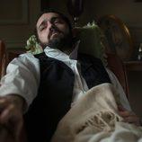 Pedro Alonso en el final de la serie de Antena 3 'Gran Hotel'