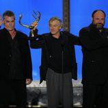 Ray Liotta, Robert De Niro y James Gandolfini en los Guys Choice Awards