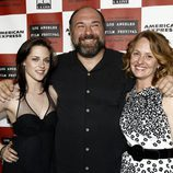 "Kristen Stewart, James Gandolfini y Melissa Leo, compañeros en ""Welcome to the Rileys"""