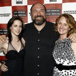 "Kristen Stewart, James Gandolfini y Melissa Leo, compañeros en ""Welcome to the Rileys"""