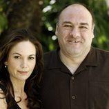 """James Gandolfini y Diane Lane, juntos en """"Cinema Verite"""""""