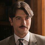 Mateo Ruiz, el personaje de Javier Rey en 'Galerías Velvet'