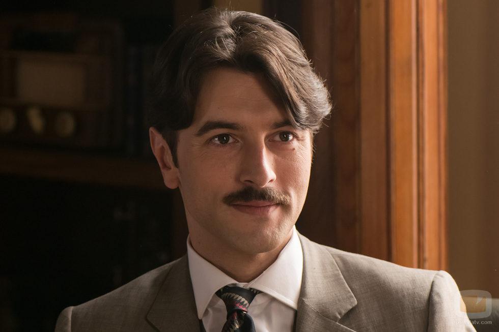 Mateo Ruiz, el personaje de Javier Rey en 'Galerías Velvet' - 36536_mateo-ruiz-personaje-javier-rey-galerias-velvet