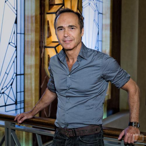 Juan Ribó es don Francisco en 'Galerías Velvet'