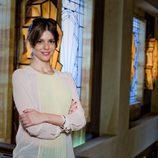 Manuela Velasco es Cristina Otegui en 'Galerías Velvet'