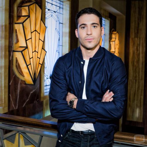 Miguel Ángel Silvestre, protagonista de 'Galerías Velvet'