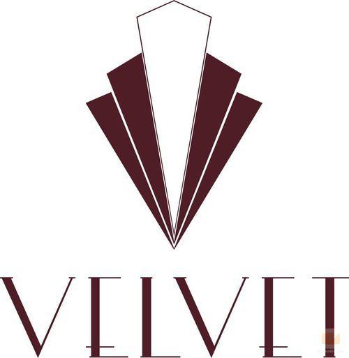 Logo oficial de 'Galerías Velvet'