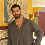 Rubén Cortada es Faruq Ben Barek en 'El príncipe'