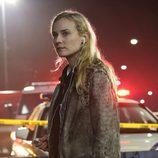 Diane Kruger es la detective Sonya Cross en 'The Bridge'