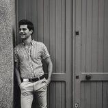 Marc Clotet como modelo de VIM Magazine