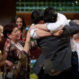 Juan Manuel gana la primera edición de 'MasterChef'
