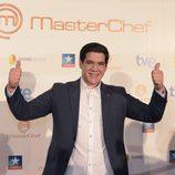 Juan Manuel, vencedor de la primera edición de 'MasterChef'