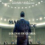 Cartel promocional de la TV movie 'Mario Conde. Los días de gloria'